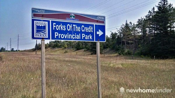 Forks Of The Credit Provincial Park