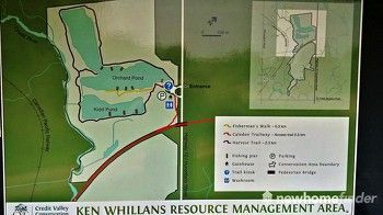 Ken Whillans Resource Management Map