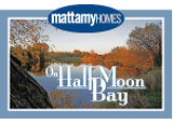 Half Moon Bay new home development by Mattamy Homes in Barrhaven