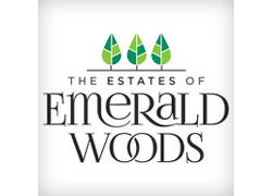 Find new homes at The Estates of Emerald Woods