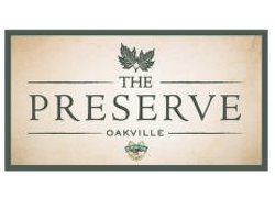 The Preserve new home development by The Remington Group in Oakville, Ontario