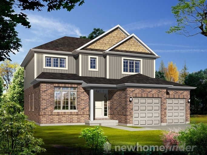 Ironwood floor plan at Ballymote Woods by Sifton Properties in London, Ontario