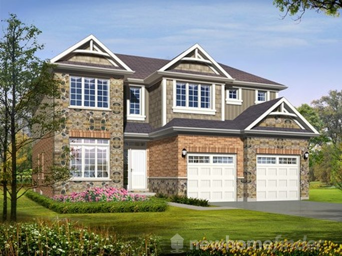 Sequoia floor plan at Ballymote Woods by Sifton Properties in London, Ontario