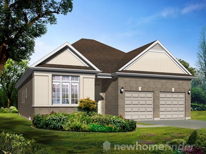 Aspen floor plan at Timberwalk by Sifton Properties in Ilderton, Ontario
