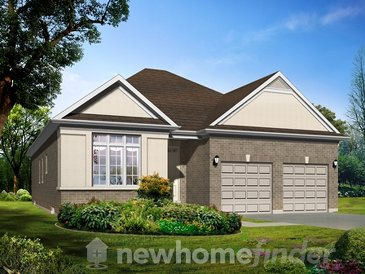 The Aspen new home model plan at the Timberwalk by Sifton Properties in Ilderton
