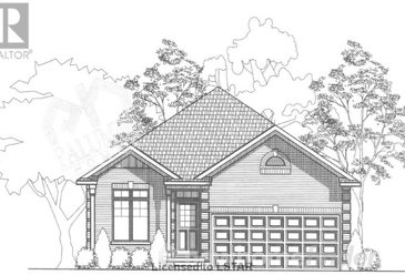 The 2 Bed new home model plan at the West Coronation Community by Palumbo Homes in London