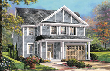 The Northbrook new home model plan at the Wyndfield by Empire Communities in Brantford