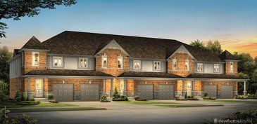 The Clearwater new home model plan at the Summerside by Reid's Heritage Homes in Port Elgin