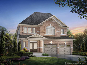 The Buttercup new home model plan at the Summerfields by Sorbara in Fergus
