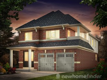 The Alder new home model plan at the Treetops by Sorbara in Alliston