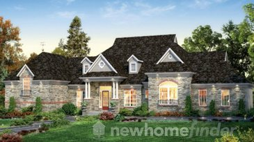 The Stone Haven new home model plan at the Dundas (ZH) by Zeina Homes in Dundas