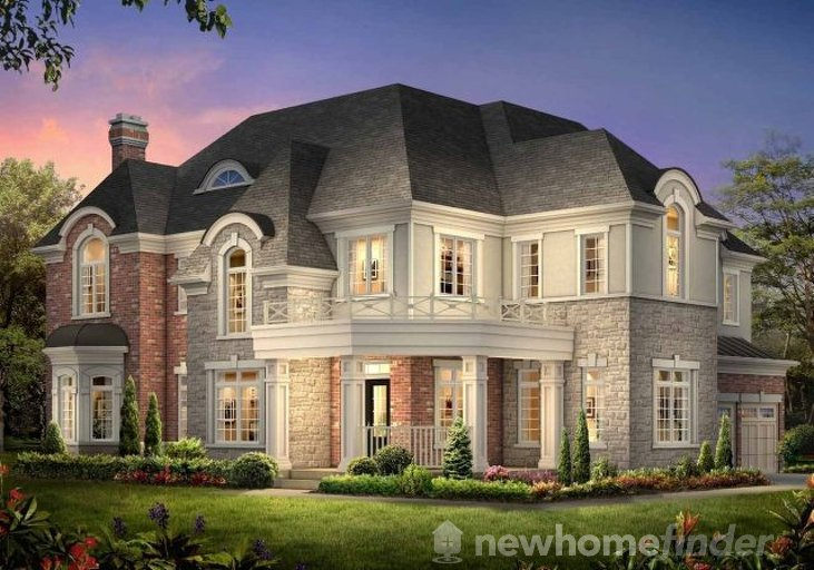 Riverview 9s floor plan at The Ravines of Credit Valley by Muirland in Brampton, Ontario