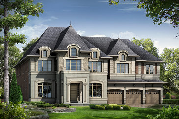 New Homes In Kleinburg Ontario