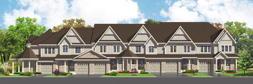 The Preston new home model plan at the Northglen by Highcastle Homes in Clarington