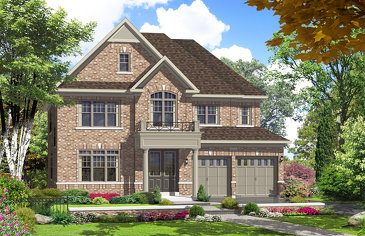 The Arbour new home model plan at the Riverwalk (HH) by Highcastle Homes in Castlemore