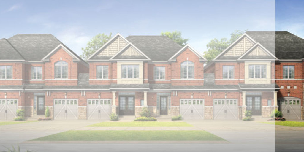Model homes brampton ontario