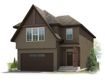 The Hawthorne 3 new home model plan at the Walden (CH) by Cardel Homes in Walden