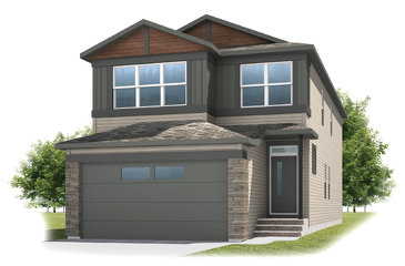 The Sabal 2 new home model plan at the Savanna by Cardel Homes in Saddle Ridge