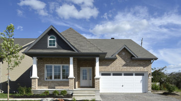 The Milano 3 new home model plan at the Callahan Estates by Campanale in Arnprior