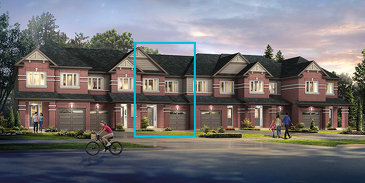 The Byward new home model plan at the Traditions II by Mattamy Homes in Stittsville