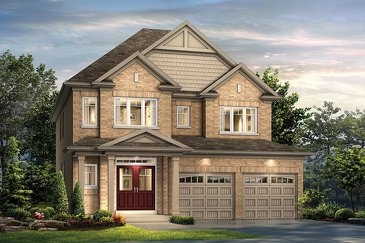 The Madison new home model plan at the Traditions II by Mattamy Homes in Stittsville
