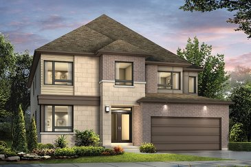 The Barcelona new home model plan at the Traditions II by Mattamy Homes in Stittsville