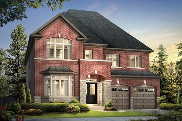 The Vienna new home model plan at the Traditions II by Mattamy Homes in Stittsville