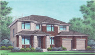 The Dahlia new home model plan at the Richmond Gate by Talos Homes in Richmond