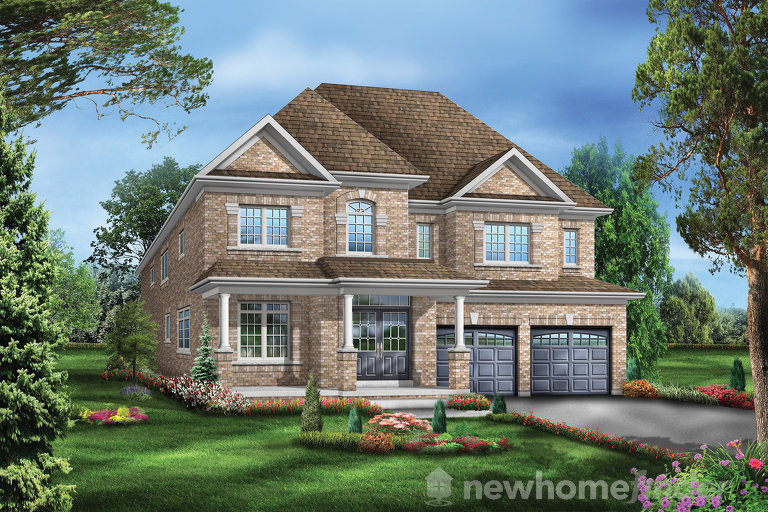 Easton 1 floor plan at Mountainview Heights by Starlane Home Corporation in Waterdown, Ontario