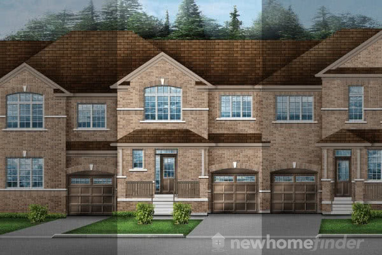 Highgrove 1 floor plan at Mountainview Heights (GP) by Greenpark in Waterdown, Ontario