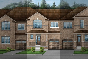 The Highgrove 1 new home model plan at the Mountainview Heights (GP) by Greenpark in Waterdown