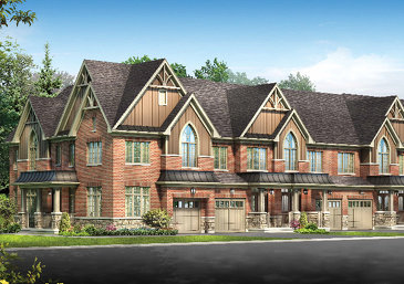 The Greenhaven new home model plan at the Ivy Ridge by Minto Communities in Whitby