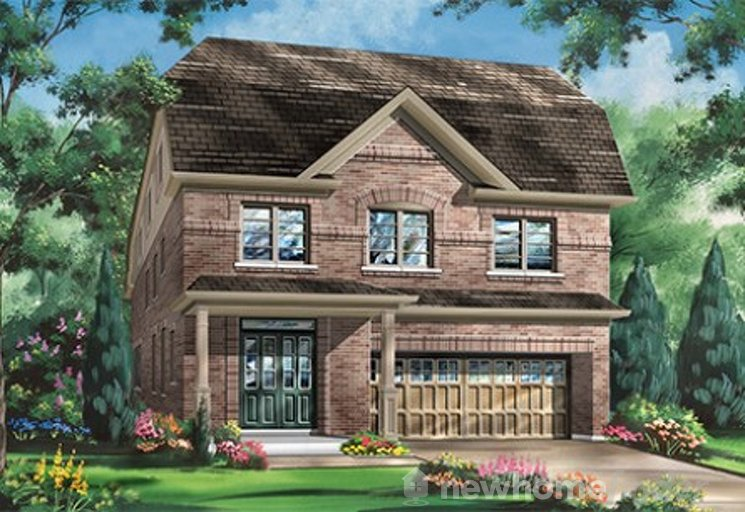 Snow Owl floor plan at Blue Sky by Fieldgate Homes in Whitchurch-Stouffville, Ontario