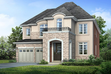 The Timeless A new home model plan at the Tiffany Hill by Rosehaven Homes in Ancaster