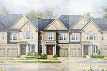 The Cawthra A new home model plan at the Anchor Woods by Rosehaven Homes in Holland Landing