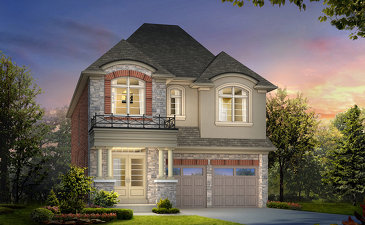 The Amina B new home model plan at the Queensville (AR) by Aspen Ridge Homes in Queensville