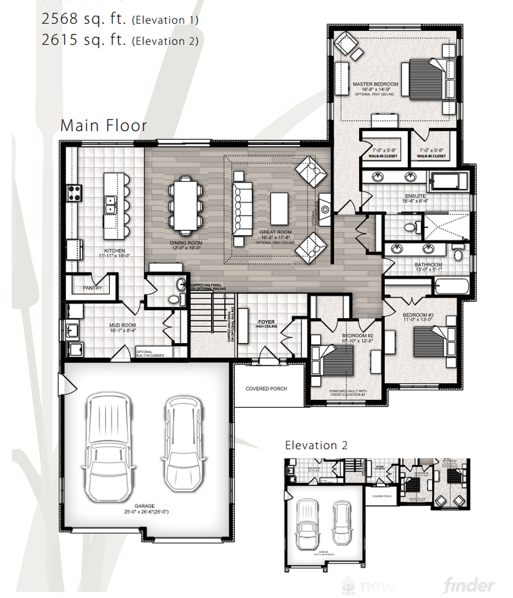 Armstrong model at usshers creek in ariss for 221 armstrong floor plans