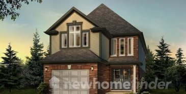 The The Odyssey II A new home model plan at the Chillico Run by Fusion Homes in Guelph
