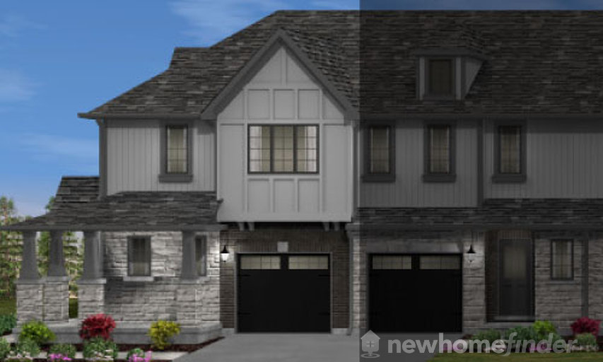 Seneca model home