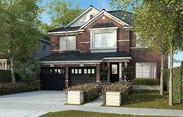 The Wainfleet new home model plan at the Rolling Meadows by Great Gulf in Thorold