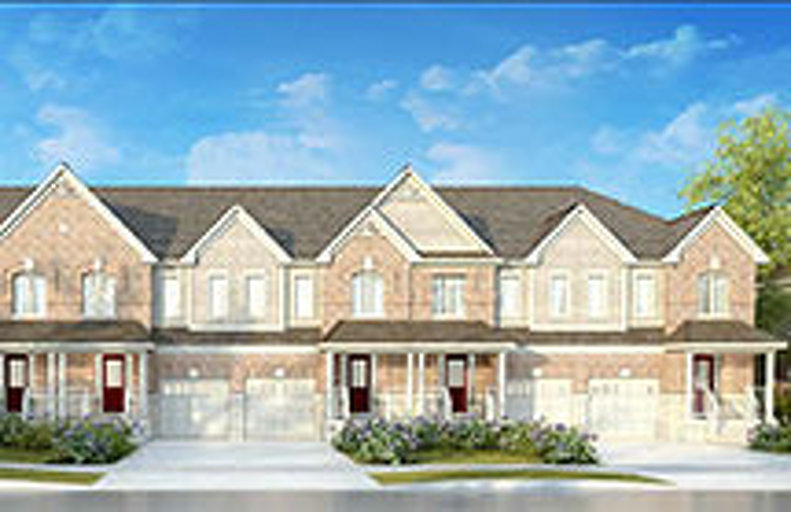 Lawrie floor plan at Rolling Meadows by Great Gulf in Thorold, Ontario