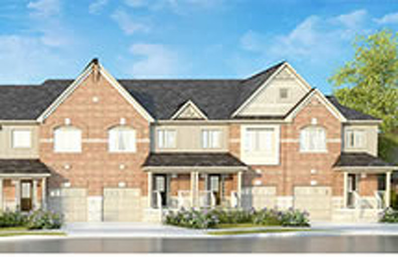 Cameron floor plan at Rolling Meadows by Great Gulf in Thorold, Ontario