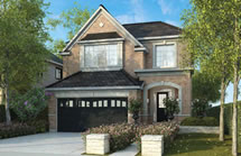 Carnation floor plan at Mount Pleasant (GG) by Great Gulf in Brampton, Ontario