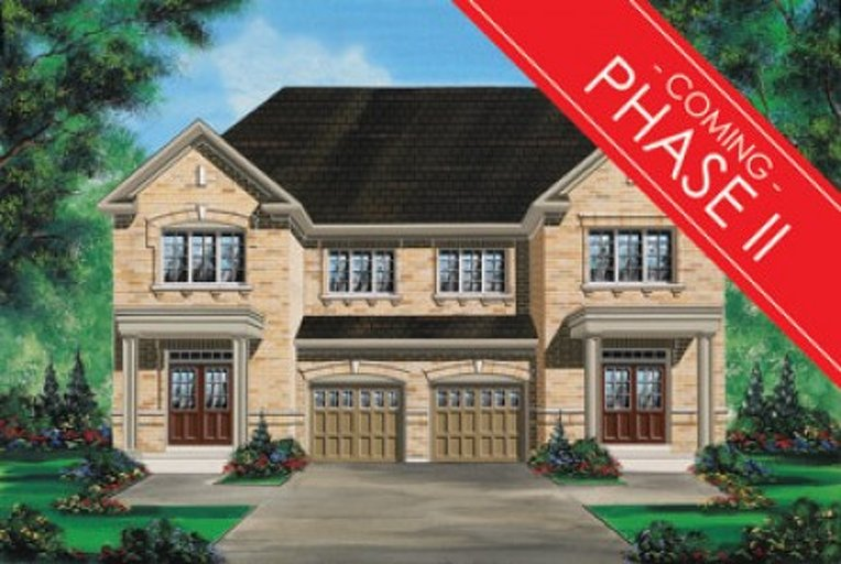 Kingfisher floor plan at Aurora Trails by Fieldgate Homes in Witchurch-Stouffville, Ontario