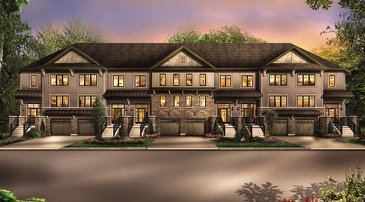 The Spirit new home model plan at the Victory by Empire Communities in Stoney Creek