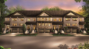 The Joy new home model plan at the Victory by Empire Communities in Stoney Creek