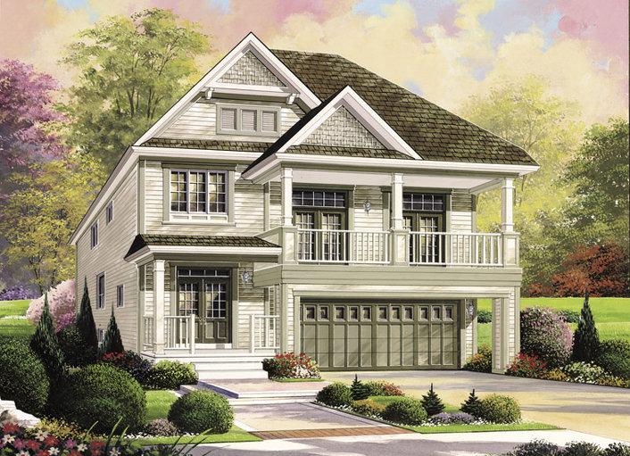 Empire communities model homes