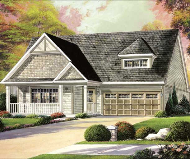 Brookshire floor plan at Imagine by Empire Communities in Niagara Falls, Ontario