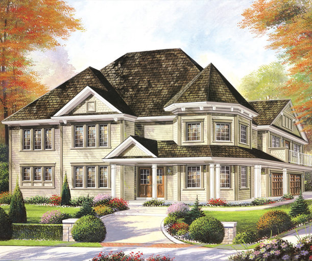 Astoria floor plan at Imagine by Empire Communities in Niagara Falls, Ontario
