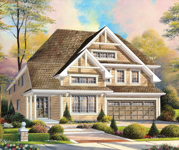 Avondale floor plan at Imagine by Empire Communities in Niagara Falls, Ontario